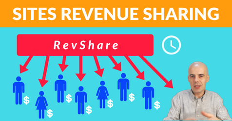 Sites Revenue Sharing