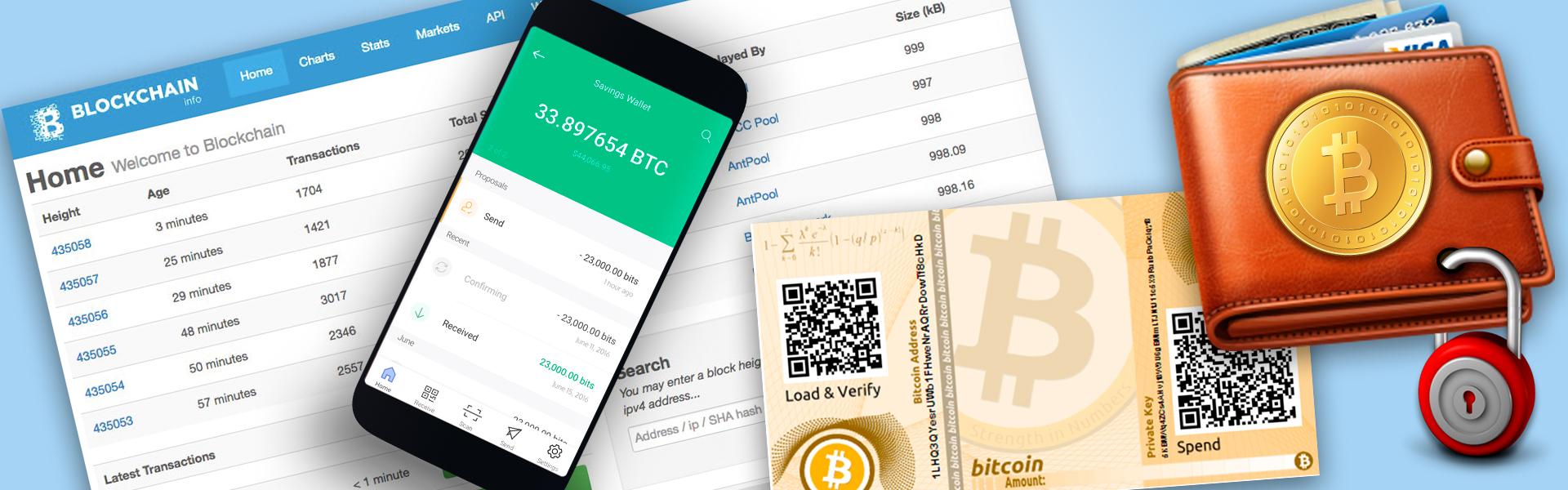 Melhores Carteiras Bitcoin