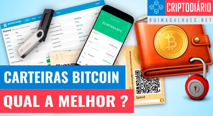 Carteiras Bitcoin